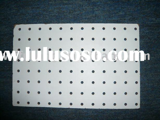 good quality with competitive price perforated mdf