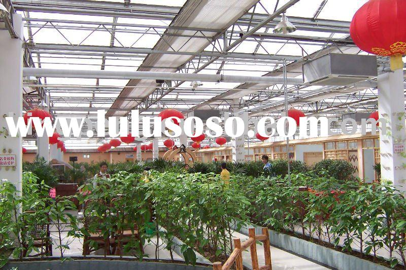 greenhouse construction(ISO9001:2000)