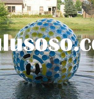 hamster ball/water zorb/nuclear ball