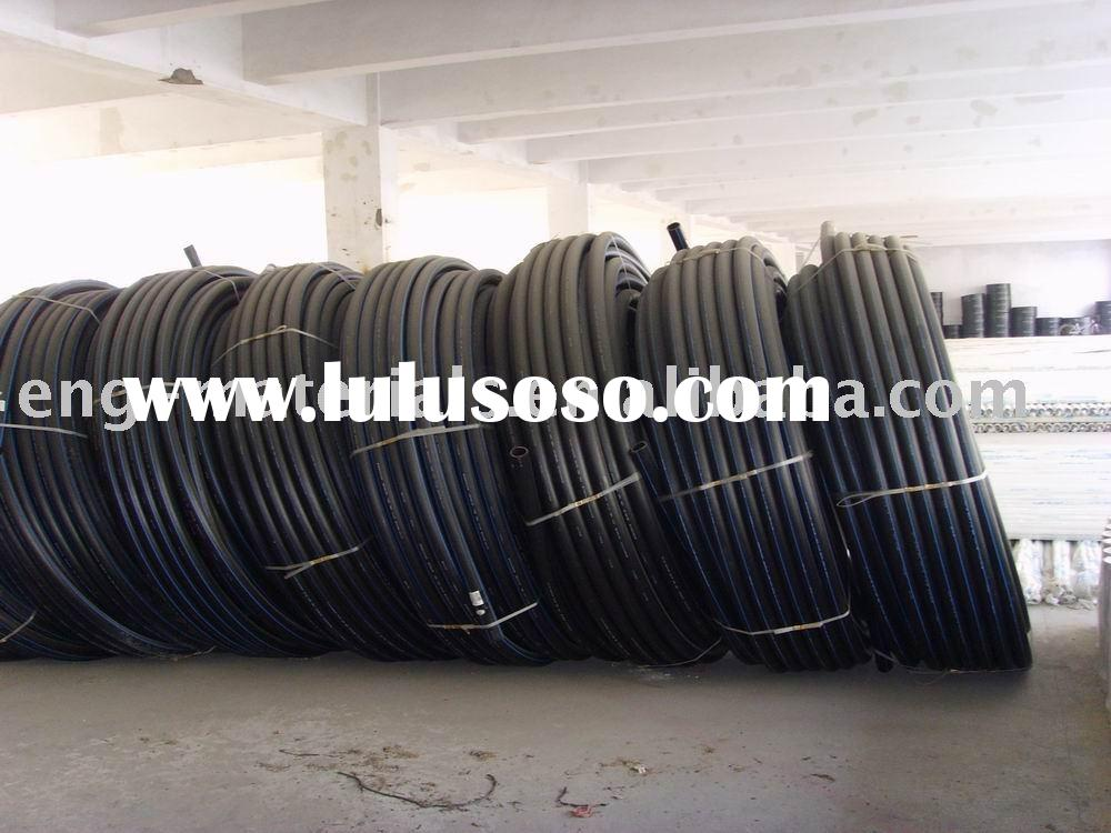 Hdpe water pipe installation procedure hdpe water pipe for Water line pipe material