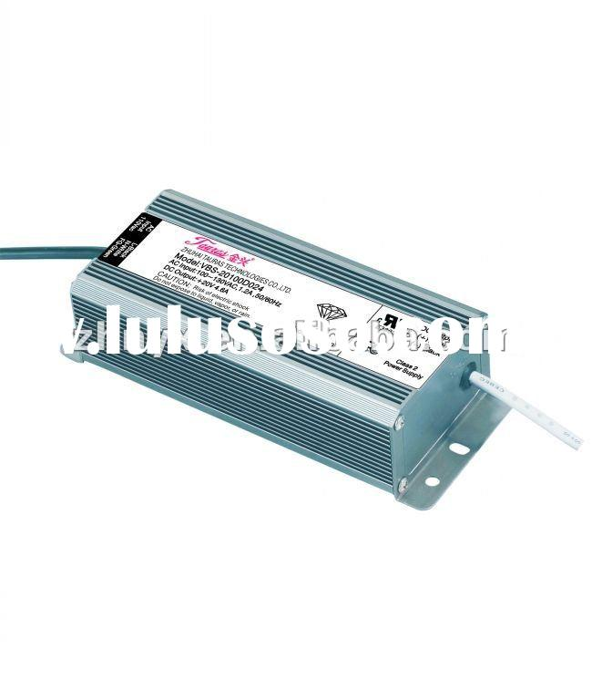 high power led driver VBS-20100D024 Tauras 100w led driver 36v UL ROSH meanwell led driver