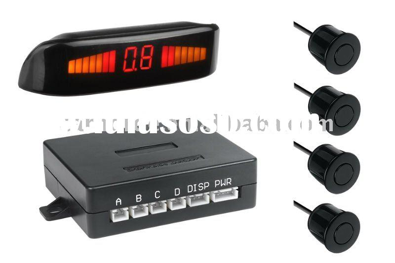 high quality LED display parking aids
