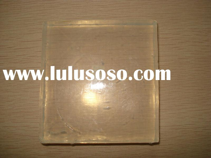 high quality M&P transparent soap base
