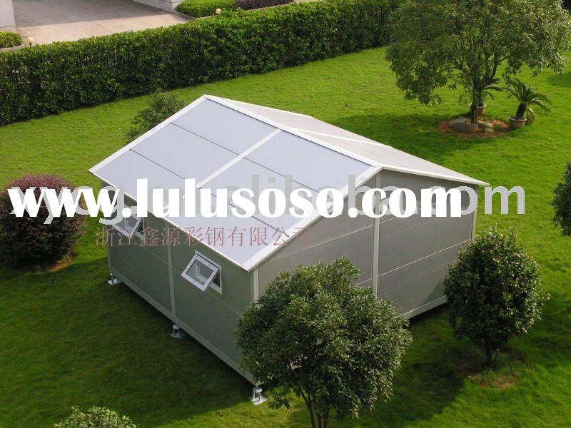 high quality prefabricated house with low price