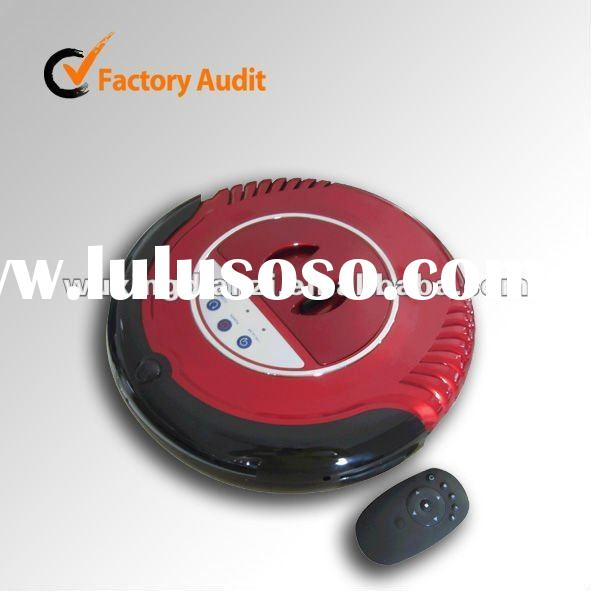 intelligent robot vacuum cleaner self recahrge +virtual wall