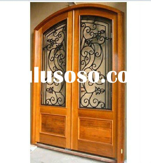 entrance door structure solid fir wood door core natural hardwood  516 x 557 · 47 kB · jpeg