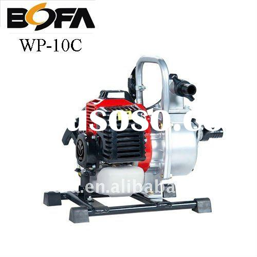 irrigation water pump for gardening and agriculture