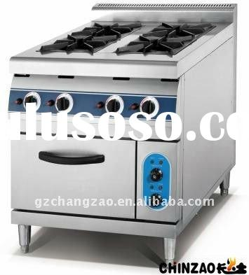 kitchen appliance.Gas burner with oven(GZML-4T)