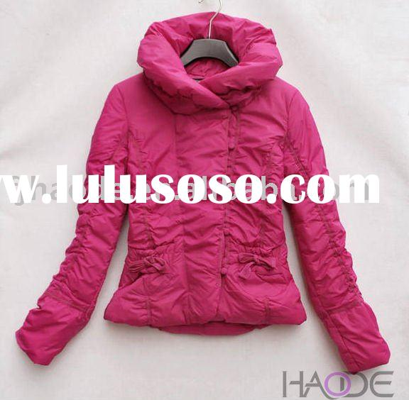 lady fashion jacket,women winter jacket,casual winter overcoat