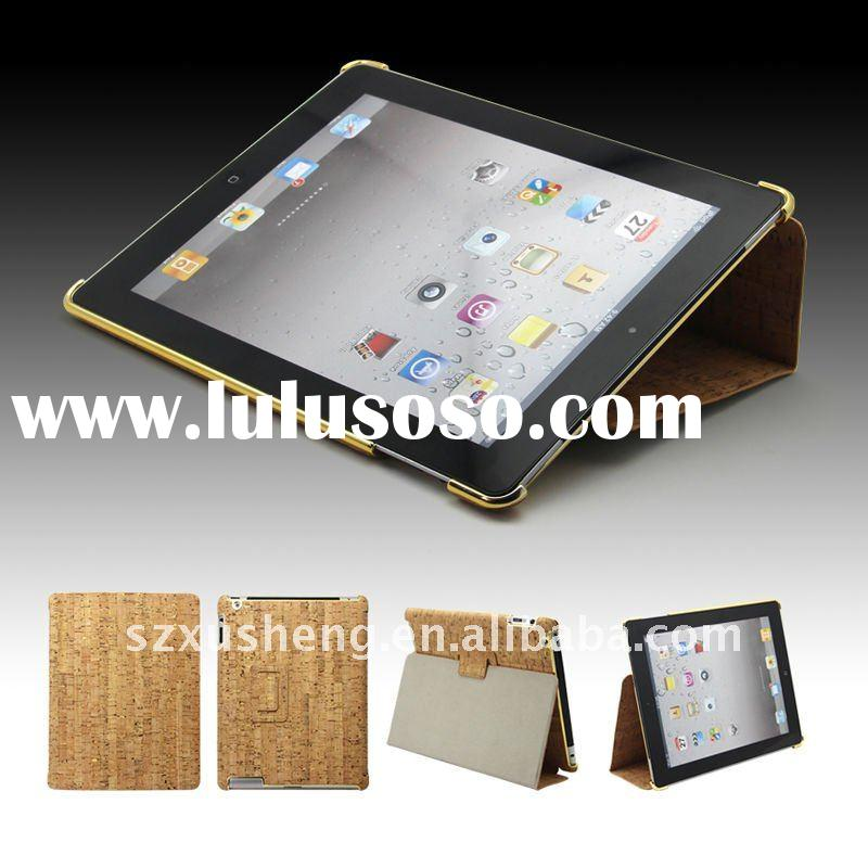 leather case for ipad 2,new design ,2011 hot sale for slim case