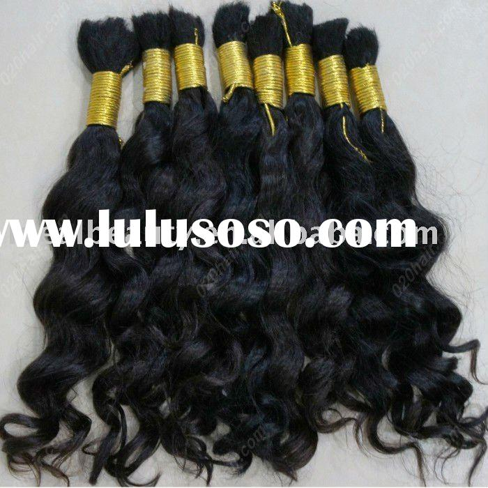 malaysian hair bulk curly hair for sale salon extension
