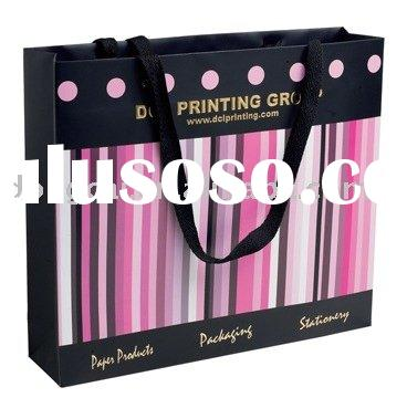 mini bag accessories bag paper handle bag