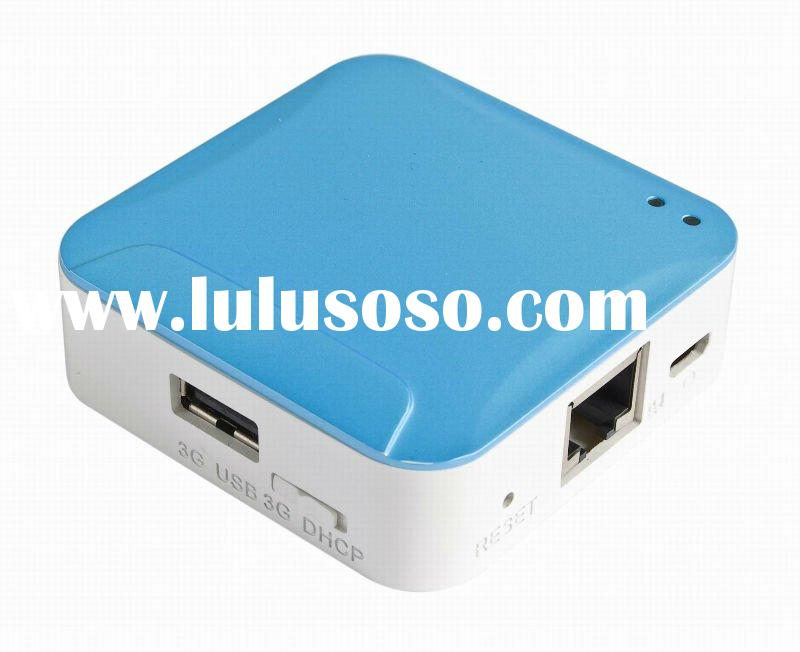 mini router 3g with TF Card Plug&Play function and beattery---DM8636R