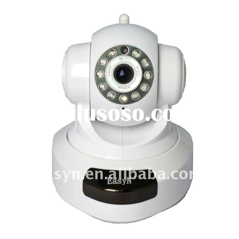 new arrival EasyN F2 series wireless ip camera, P/T,two way audio