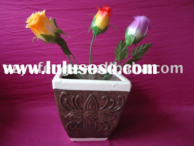 new hot porcelain flower pot garden planter ceramic pot planters