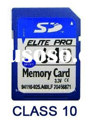 new real capacity sd card 64gb SDXC class 10 memory card price SPSD64Z