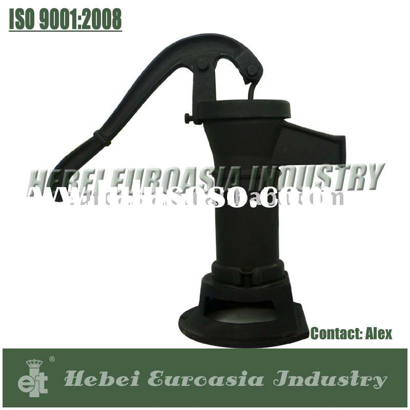 Hand Pump Faucet Old Fashioned
