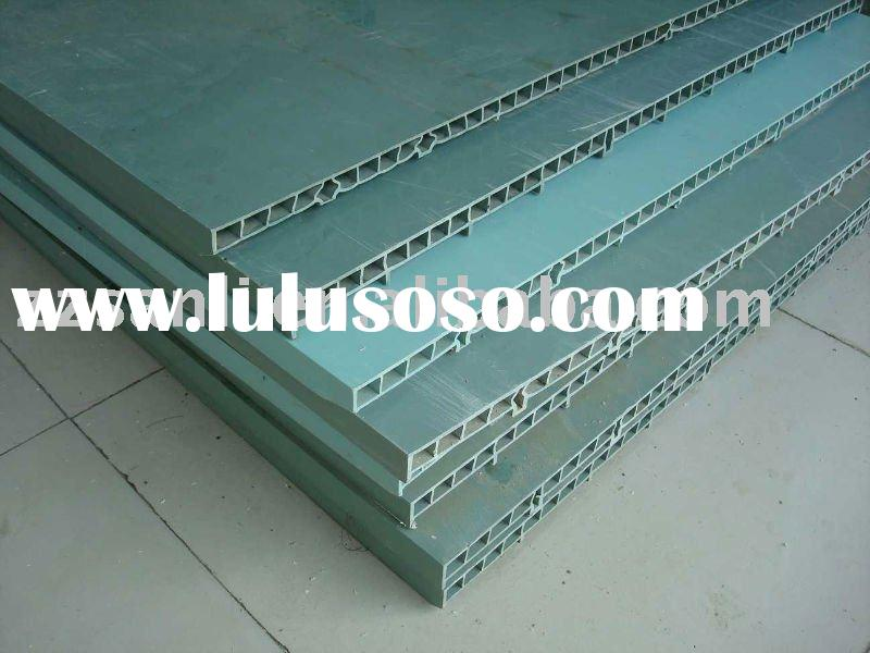 plastic concrete formwork (replace plywood formwork)