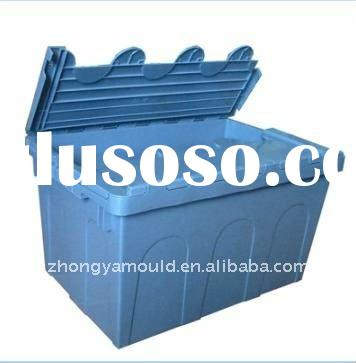 plastic storage container box with lid