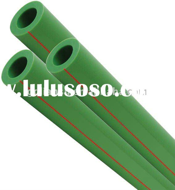 ppr potable cold and hot water supply pipe