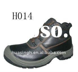 protective safety shoes with steel toe