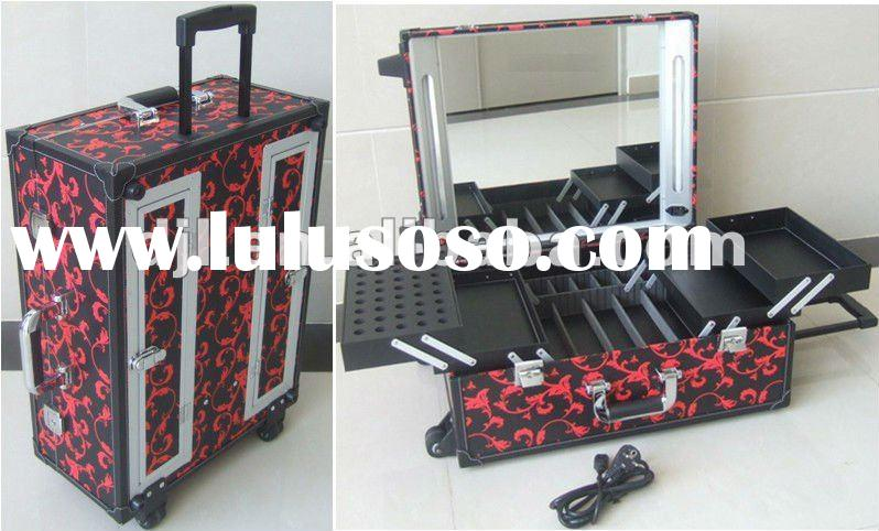 pvc trolley lamp case