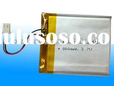 rechargeable lithium polymer battery 305058