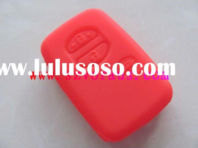 remote key cover toyota red