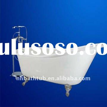 resin bathtub/Classica Freestanding Bathtub /bathtub with leg/bath tub/sanitary ware