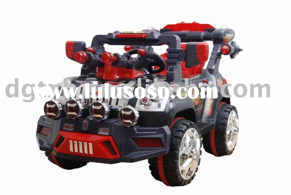 ride on jeep car with battery operated power,radio,MP3 music