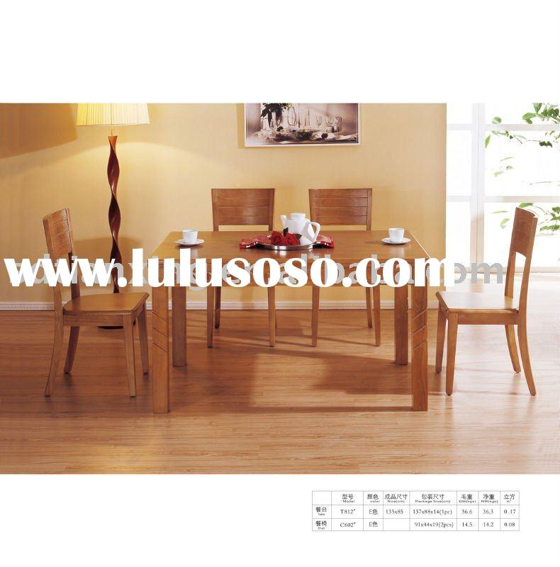 dining table rubber wood, dining table rubber wood Manufacturers ...