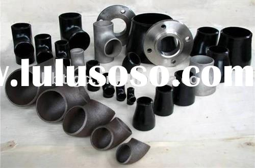 Forged butt welded steel pipe fittings dimensions