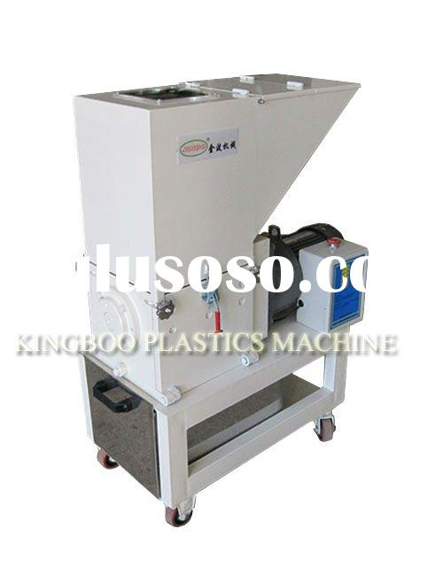 silent ABS plastic crushing machine for plastic bottles
