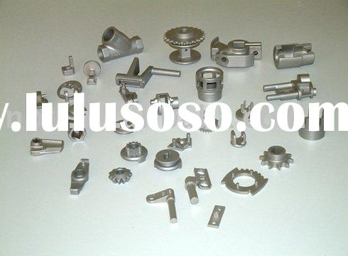 steel investment casting auto engine parts