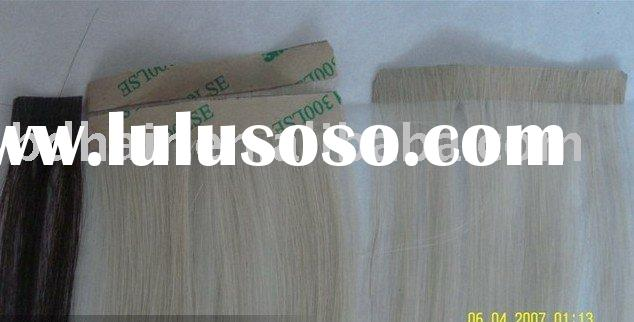 tape weft hair extensions, remy tape hair extensions