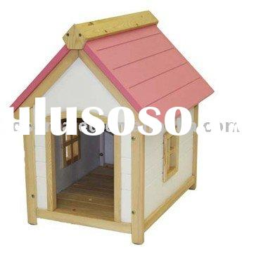 the pet house or dog kennel in pet product in the home deocr.at a low price