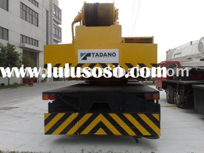 truck cranes TADANO 55T used cranes for sell ( used cranes used construction machine truck cranes )
