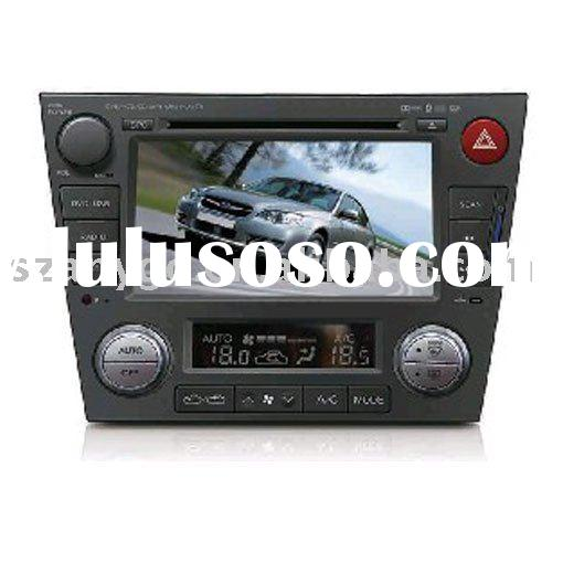 two din in-dash dvd player for 2008-2009 subaru legacy dvd player with gps bluetooth.fm