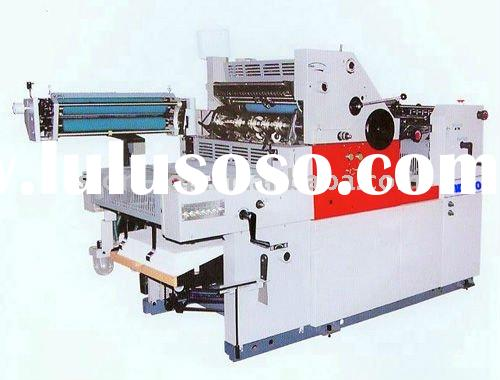 used Offset Press printing machine