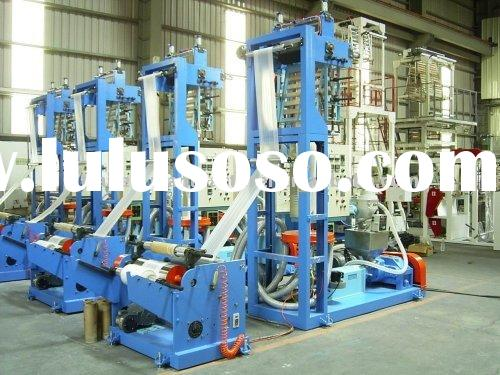 used plastic scrap recycling machinery