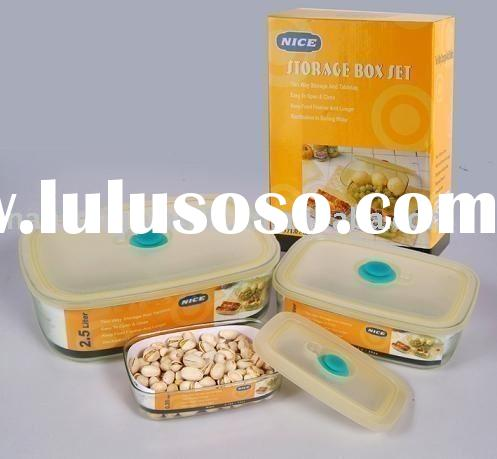 vacuum food storage box