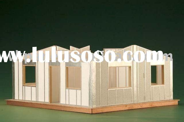 wall panels for build Prefabricated House Villa