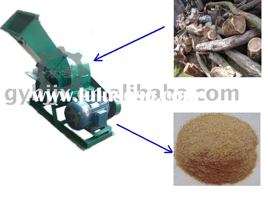 we sell Wood Crusher/Crushing Machine/Wood Shredder/Wood Shredding Machine to all over world