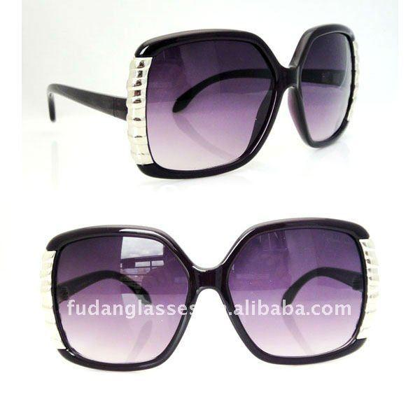 wholesale price brand name 2011 top sunglasses RC 658s purple italian brand sunglasses
