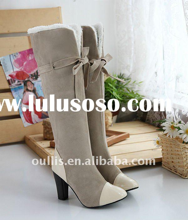 women fashion shoes 2012 bootshoes design in stock shoes ho188