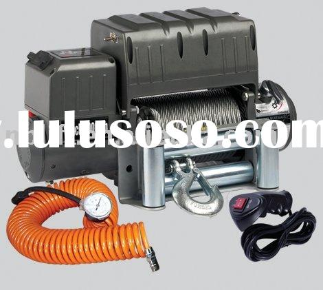 10000lb winch with air compressor (CE approved)