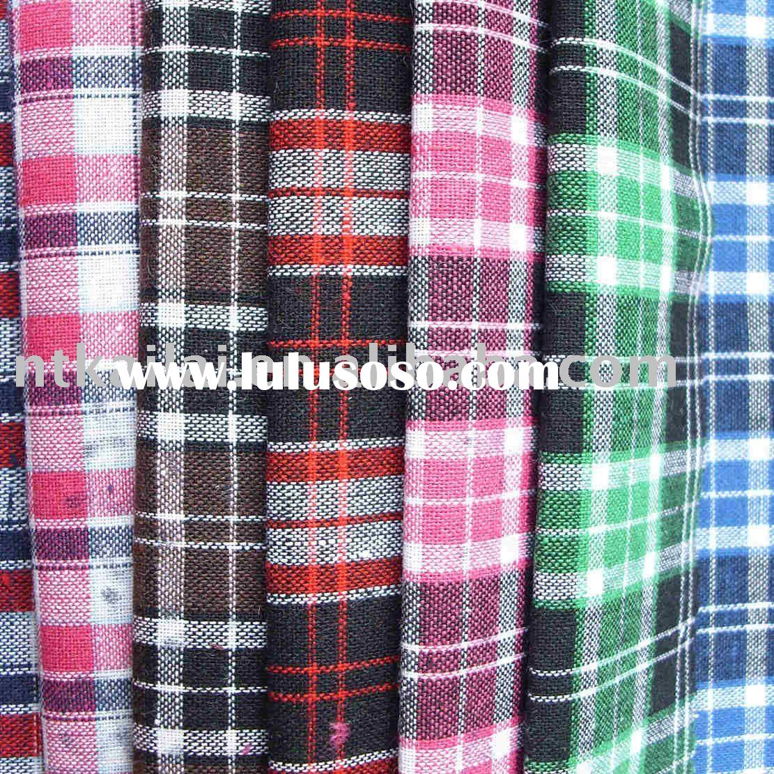 100% cotton twill fabric for sale