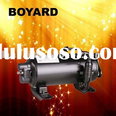 12V/24V/48V/72V DC compressor for air conditioner of truck tractor excavator electric car Constructi