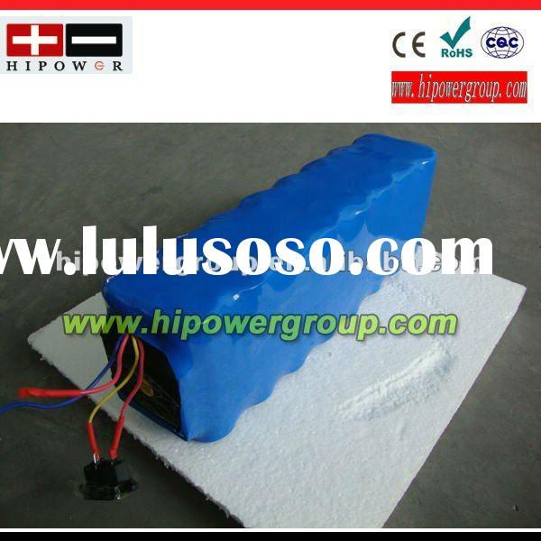 12V/24V Lithium Battery For Solar LED Street Lighting