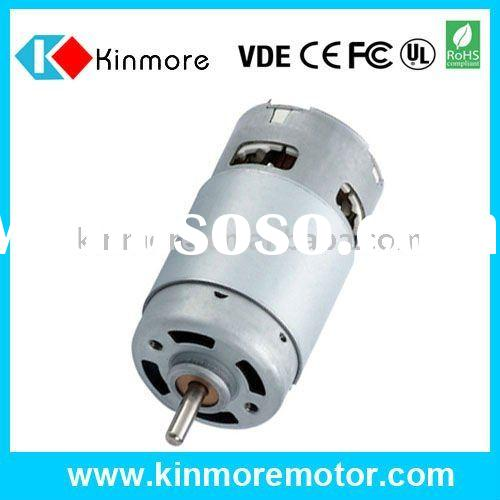 12V DC Blower Motor, 43.8mm DC Electric Motor for Car